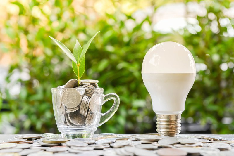 LiFi is good for the environment