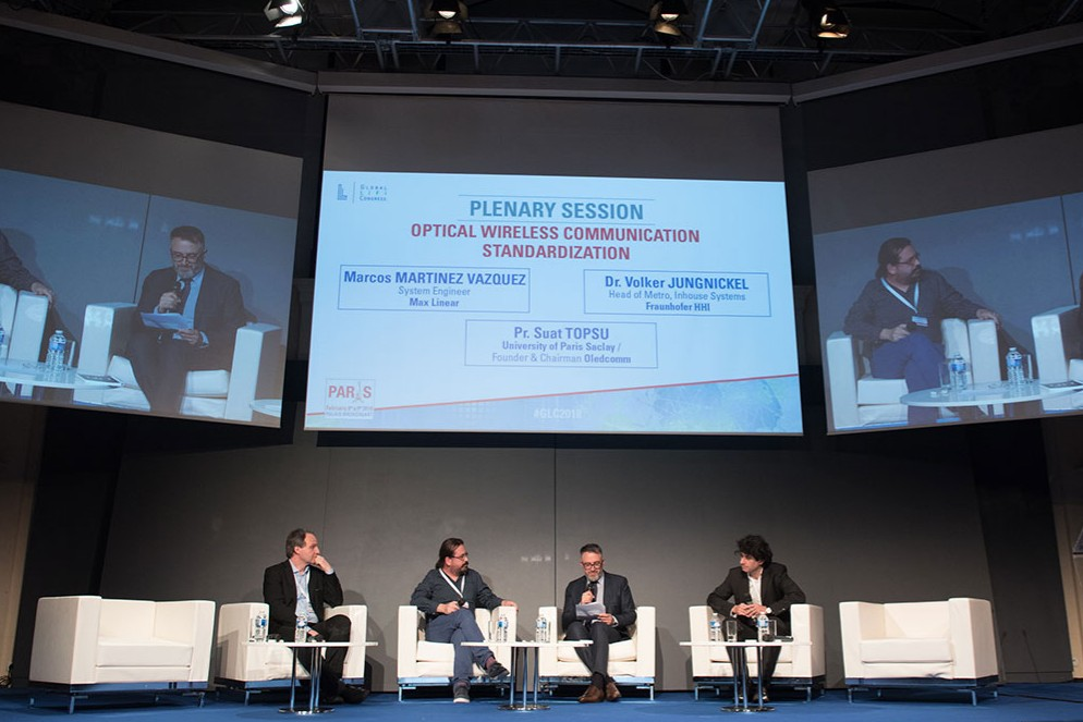 Global LiFi Congress 2019: The international meeting of the LiFi's experts